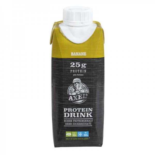 AXELs Protein Drink Banane
