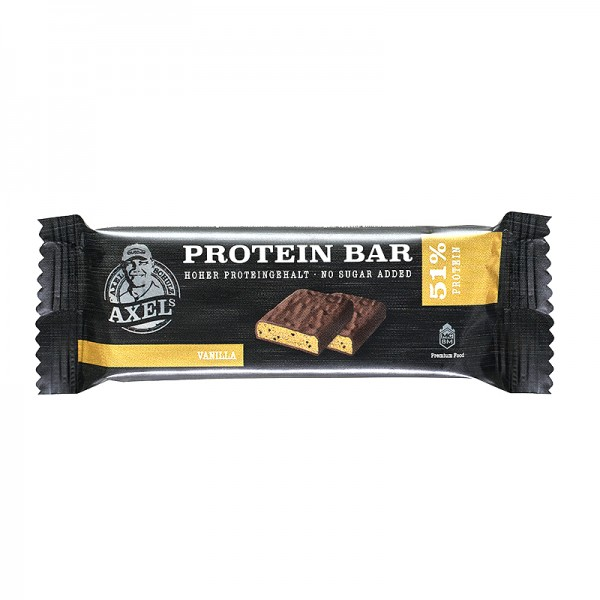 AXELs Protein Bar Vanille